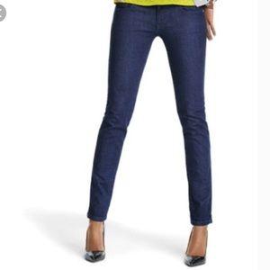Cabi jeans curvy skinny dark wash ankle sz 12